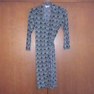 Classic Wrap Dress